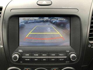 2016 Kia Cerato YD MY17 S Premium Blue 6 Speed Sports Automatic Hatchback