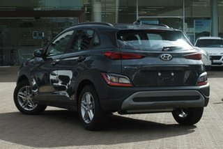 2020 Hyundai Kona Os.v4 MY21 2WD Dark Knight 8 Speed Constant Variable Wagon.