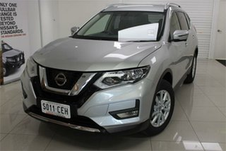 2020 Nissan X-Trail T32 Series II ST-L Brilliant Silver 7 Speed Constant Variable Wagon.
