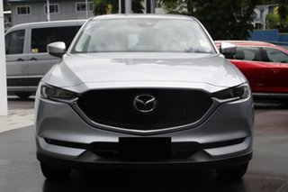 2021 Mazda CX-5 KF2W7A Maxx SKYACTIV-Drive FWD Sport Jet Black 6 Speed Sports Automatic Wagon.