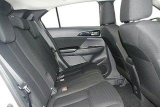 2020 Mitsubishi Eclipse Cross YB MY21 ES 2WD White Diamond 8 Speed Constant Variable Wagon