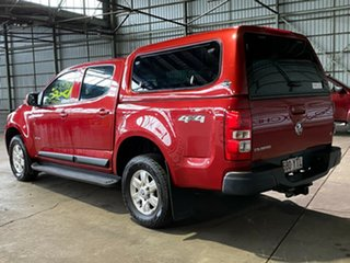 2012 Holden Colorado RG MY13 LT Crew Cab Red 6 Speed Sports Automatic Utility