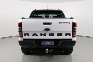2020 Ford Ranger PX MkIII MY20.25 Wildtrak 3.2 (4x4) White 6 Speed Automatic Double Cab Pick Up