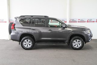 2017 Toyota Landcruiser Prado GDJ150R MY17 GXL (4x4) Graphite 6 Speed Automatic Wagon