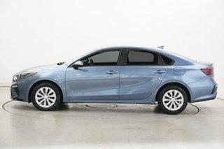 2020 Kia Cerato BD MY21 S Silver 6 Speed Sports Automatic Sedan.