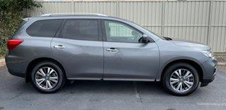 2019 Nissan Pathfinder R52 Series III MY19 ST X-tronic 2WD Gun Metallic 1 Speed Constant Variable.