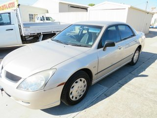 2005 Mitsubishi Magna TW Series II ES Silver 4 Speed Automatic Sedan