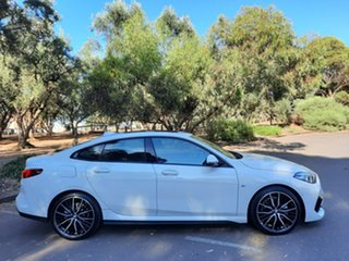 2019 BMW 2 Series F44 218i Gran Coupe DCT Steptronic M Sport White 7 Speed.
