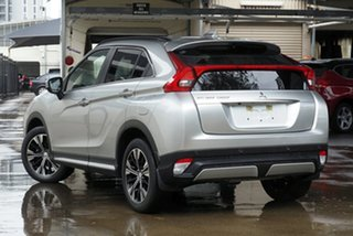 2019 Mitsubishi Eclipse Cross YA MY19 LS (2WD) Silver Continuous Variable Wagon.