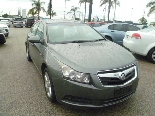 Used Holden Cruze JG CD Moorabbin, 2009 Holden Cruze JG CD Grey 5 Speed Manual Sedan