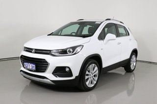2017 Holden Trax TJ MY17 LT White 6 Speed Automatic Wagon.