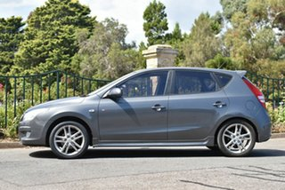2008 Hyundai i30 FD SR Grey 5 Speed Manual Hatchback