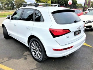 2015 Audi Q5 8R MY15 TDI S Tronic Quattro Sport Edition White 7 Speed Sports Automatic Dual Clutch