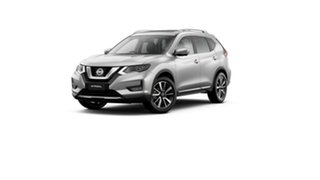 2020 Nissan X-Trail T32 MY21 Ti X-tronic 4WD Brilliant Silver 7 Speed Constant Variable Wagon