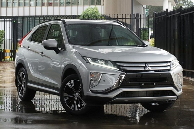 Used Mitsubishi Eclipse Cross YA MY19 LS (2WD) Rosebery, 2019 Mitsubishi Eclipse Cross YA MY19 LS (2WD) Silver Continuous Variable Wagon