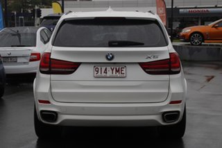 2017 BMW X5 F15 xDrive35i White 8 Speed Sports Automatic Wagon