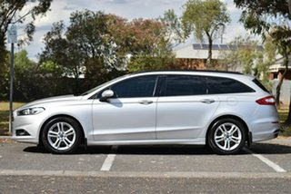 2017 Ford Mondeo MD 2017.50MY Ambiente Silver 6 Speed Sports Automatic Dual Clutch Wagon