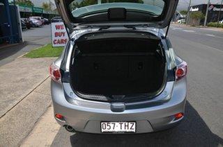 2013 Mazda 3 BM Neo Silver 6 Speed Automatic Hatchback