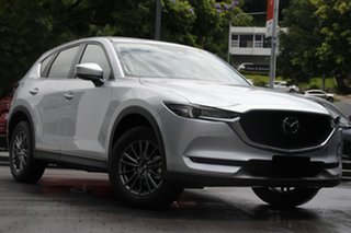 2021 Mazda CX-5 KF2W7A Maxx SKYACTIV-Drive FWD Sport Machine Grey 6 Speed Sports Automatic Wagon.
