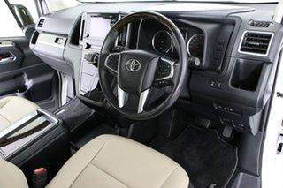 2019 Toyota Granvia GDH303R VX (8 Seats) White 6 Speed Auto Sequential Wagon