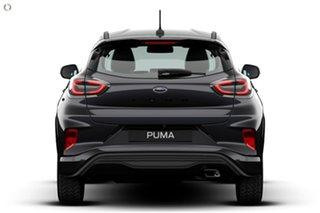 2020 Ford Puma JK 2021.25MY ST-Line Black 7 Speed Sports Automatic Dual Clutch Wagon