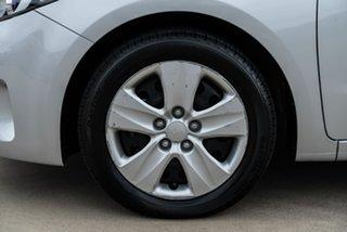 2016 Kia Cerato YD MY17 S Silver 6 Speed Sports Automatic Hatchback