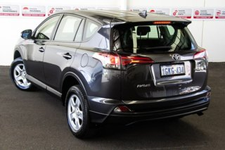 2017 Toyota RAV4 ZSA42R MY17 GX (2WD) Graphite Continuous Variable Wagon.