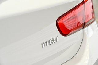 2017 BMW 1 Series F20 LCI 118i Steptronic Sport Line White 8 Speed Sports Automatic Hatchback