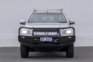 2015 Holden Colorado RG MY16 LS Crew Cab Nitrate 6 Speed Manual Utility.