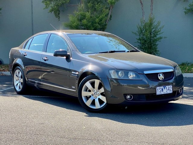 Used Holden Calais VE V Templestowe, 2007 Holden Calais VE V Grey 6 Speed Sports Automatic Sedan