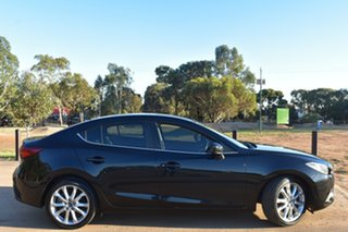 2014 Mazda 3 BM5438 SP25 SKYACTIV-Drive Black 6 Speed Sports Automatic Hatchback.