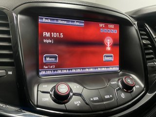 2013 Holden Ute VF SV6 Grey 6 Speed Automatic Utility