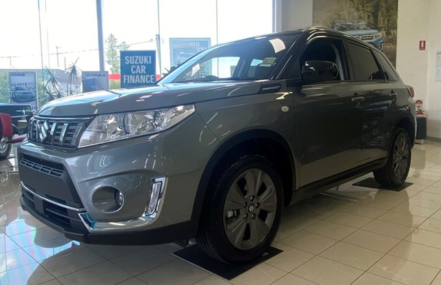 New Suzuki Vitara LY Series II 2WD Cardiff, 2020 Suzuki Vitara LY Series II 2WD Grey 6 Speed Sports Automatic Wagon