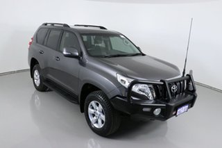 2017 Toyota Landcruiser Prado GDJ150R MY16 GXL (4x4) Grey 6 Speed Automatic Wagon