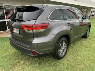 2019 Toyota Kluger GSU55R GXL (4x4) Predawn Grey 8 Speed Automatic Wagon