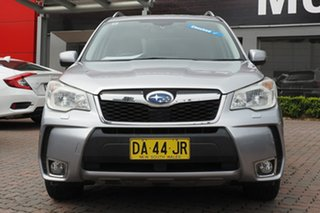 2013 Subaru Forester S4 MY13 XT Lineartronic AWD Premium Silver 8 Speed Constant Variable Wagon