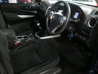 2015 Nissan Navara D23 RX Blue 6 Speed Manual Utility
