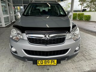 2012 Holden Captiva 5 Silver Sports Automatic Wagon.