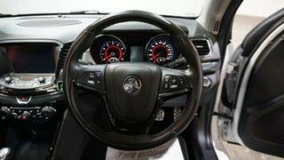 2015 Holden Ute VF II MY16 SV6 Ute White 6 Speed Manual Utility