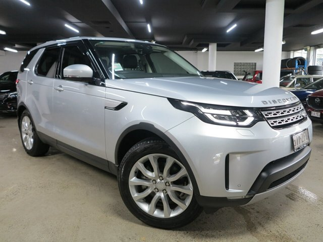 Used Land Rover Discovery Series 5 L462 MY18 HSE Albion, 2018 Land Rover Discovery Series 5 L462 MY18 HSE Silver 8 Speed Sports Automatic Wagon