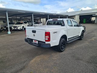 2017 Holden Colorado RG LS Summit White 6 Speed Automatic Crewcab