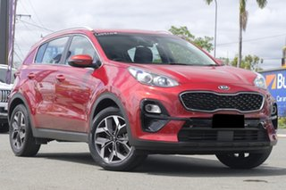 2019 Kia Sportage QL MY19 Si 2WD Premium Fiery Red 6 Speed Sports Automatic Wagon.