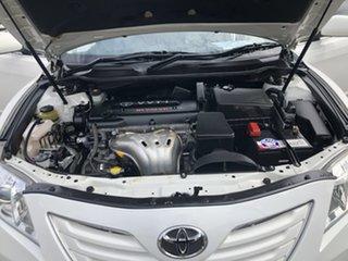 2008 Toyota Camry ACV40R Grande White 5 Speed Automatic Sedan
