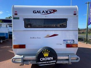 2007 Galaxy Southern Cross Series 4 Caravan