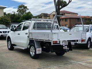 2017 Mitsubishi Triton MQ MY17 GLX+ Double Cab White 5 Speed Sports Automatic Utility.