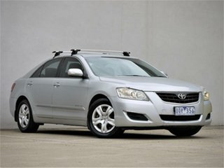 2007 Toyota Aurion GSV40R AT-X Silver 6 Speed Sports Automatic Sedan.