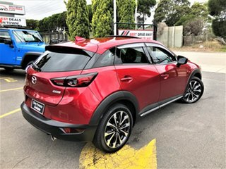 2018 Mazda CX-3 DK4W7A Akari SKYACTIV-Drive i-ACTIV AWD Red 6 Speed Sports Automatic Wagon.