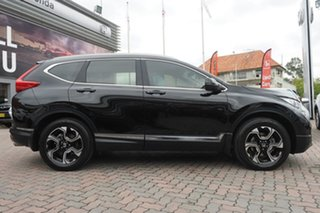 2018 Honda CR-V RW MY18 VTi-S 4WD Black 1 Speed Constant Variable Wagon