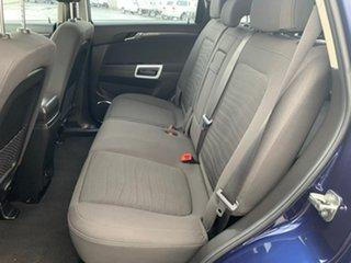 2011 Holden Captiva CG Series II 5 Blue 6 Speed Sports Automatic Wagon
