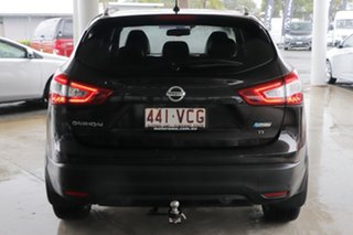 2014 Nissan Qashqai J11 TI Nightshade 1 Speed Constant Variable Wagon